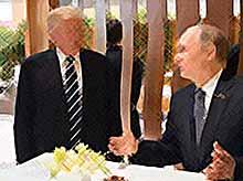 Встреча Путина и Трампа отменена