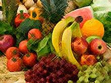 В 2017 году импорт свежих фруктов и овощей в Россию вырос на 17%