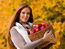 Какие продукты включить в свое меню осенью