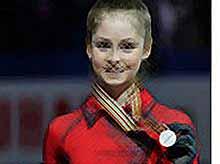 Юлия Липницкая, стала серебряной призеркой чемпионата мира по фигурному катанию.