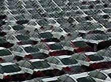 Производство иномарок в России больше,чем отечественных авто.