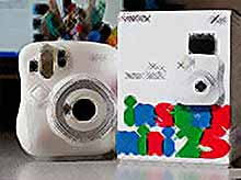 Старый Polaroid по-новому: компактная камера FujiFilm 25 Instax Mini