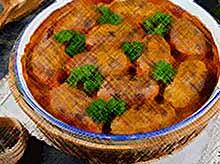 Осенние рецепты: ленивые голубцы с грибами и зеленью