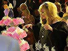 Как Примадонна российской эстрады Алла Пугачева отметила свой день рождения(видео)