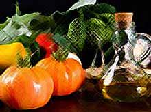 Еще одно доказательство пользы Средиземноморской диеты.