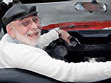 Какие авто больше всего подходят пожилым водителям?
