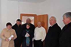 В Тимашевске  еще одна семья справила долгожданное  новоселье