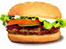 В ресторанах появятся бургеры с искусственным мясом