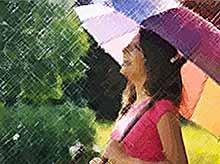 На Кубани завтра ожидаются дожди и понижение температуры
