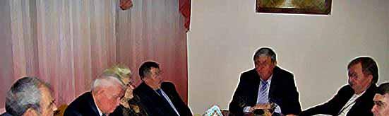 Глава Тимашевска поздравлял почетных жителей города