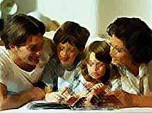 В Тимашевске проводят конкурс «Самая читающая семья».