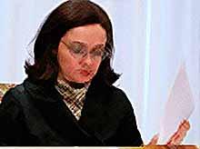 Набиуллина прокомментировала решение ЦБ о повышении ключевой ставки
