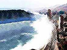 Ледники тают: супер-волна смоет Англию и часть Америки (видео)