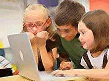 Большинство детей регистрируются в социальных сетях до 11 лет