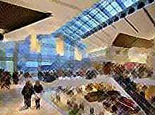 Флэшмоб  привел к эвакуации посетителей торгового центра в калифорнийском городе Розвиль (Roseville).