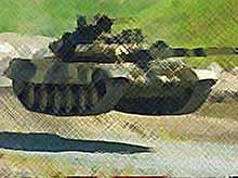 Российский танк Т-90С произвел сенсацию на экстремальных испытаниях  (видео)