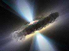 Астрономы сфотографировали то, что невозможно увидеть (видео)