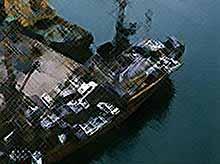 В порт Владивостока прибыла первая «невидимая смерть» в виде машин из Японии