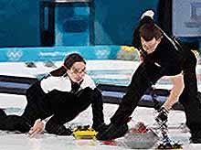 Российские керлингисты впервые в  истории  завоевали олимпийскую награду