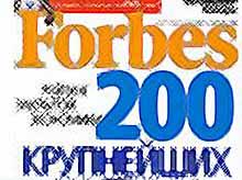 В рейтинг Forbes попали компании Кубани.