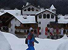 В Сочи торжественно открылись три олимпийские деревни