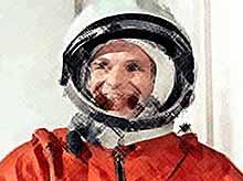 57 лет назад Юрий Гагарин совершил первый в истории человечества полет в космос