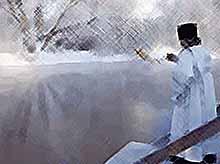 В Тимашевском районе определены места для купания в Крещение Господне