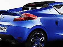 Лимитированный купе Renault Wind Gordini