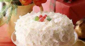 Новогодние десерты: торт Рафаэлло