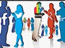 Социальные сети не только сближают людей,но и разводят