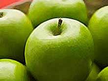 Яблоки понижают холестерин у женщин