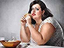 Ученые: лишний вес приводит к раку