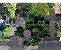 В России  могут появится частные кладбища