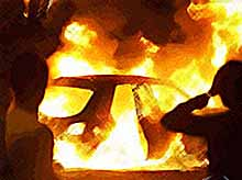 Житель Тимашевска, сжегший 2 машины из-за ревности к бывшей жене, получил наказание