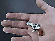 Самое маленькое оружие в мире (видео)
