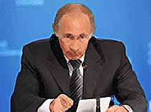 Путин назвал крушение Boeing преступлением и возложил ответственность на Украину