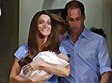 Кейт и Уильям объявили имя своего сына