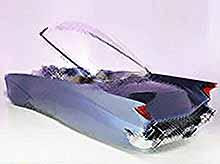 Ретро концепт Ford «Beatnink» Bubbletop