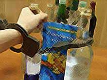 В России введена уголовная ответственность за продажу алкоголя детям.
