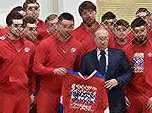 Президент попросил прощения у российских спортсменов