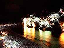 Рио-де-Жанейро встретил Новый Год грандиозным фейерверком (Видео)