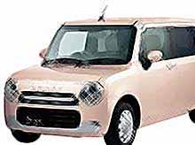 "Suzuki представила \""шоколадную зайку\""  для женщин"