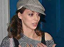 Нелли Уварова стала мамой