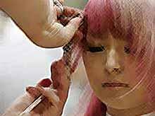 В Тимашевске  впервые проводится конкурс «Лучший парикмахер  Тимашевского района».
