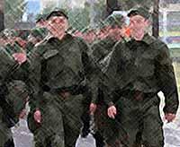 Большинство россиян хотели бы видеть своего родственника в рядах Вооруженных сил