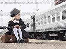 Украина прекратит пассажирское железнодорожное сообщение с Россией с 1 июля