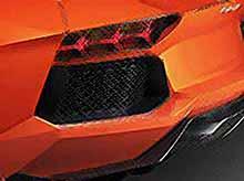 Спортивное купе Lamborghini Aventador
