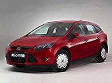 Новый Focus, расходующий 3,5 литра топлива на 100 километров