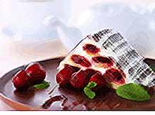Новогодние рецепты: торт с вишней