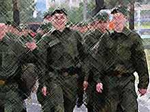 Весной 2018 года на срочную службу призовут 128 тыс. россиян